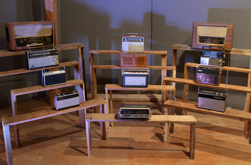 Radio Reconstructions at LimeWharf